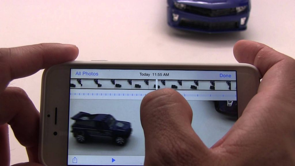Add Slow Motion and Time Lapse in a Single Video for iPhone
