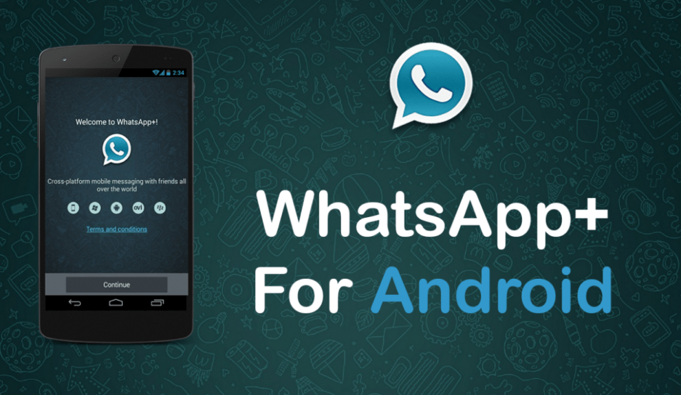 Whatsapp blue plus 2019 apk download
